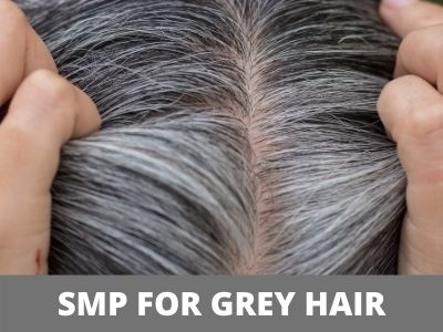banner for SMP for Greay Hair